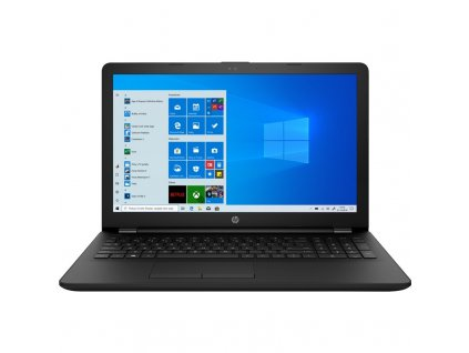 Notebook HP 15-rb056nc (7SG57EA#BCM) černý  Prsklý bok-náhr. obal-bez záruky-14dni odskoušení -2405h
