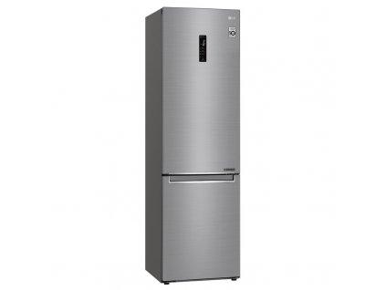 Chladnička s mrazničkou LG GBB72PZDFN  Vystaveno - Přední dvířka promáčkliny plechu