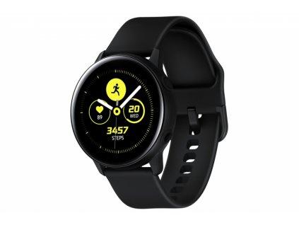 Chytré hodinky Samsung Galaxy Watch Active černá  Vráceno ve 14ti denní lhůtě
