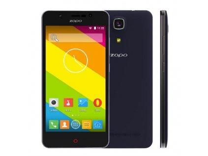 Mobilní telefon Zopo ZP350 Color E černý  Vráceno ve 14ti denní lhůtě