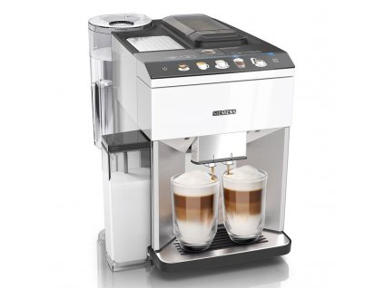 Espresso Siemens TQ507R02 bílé  Odzkoušeno - Vráceno