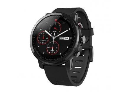 Chytré hodinky Xiaomi Amazfit 2 (Stratos) černý  xomhuamiamazfit2b