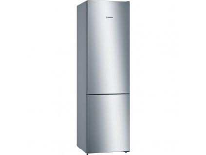 Chladnička s mrazničkou Bosch Serie | 4 KGN39VLDA nerez  Nepoužito-Pravá str. ošoupaná barva-Zadní str. poškozeno
