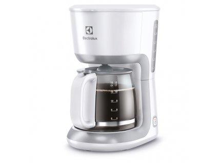 Kávovar Electrolux Love your day EKF3330 bílý  ELEEKF3330