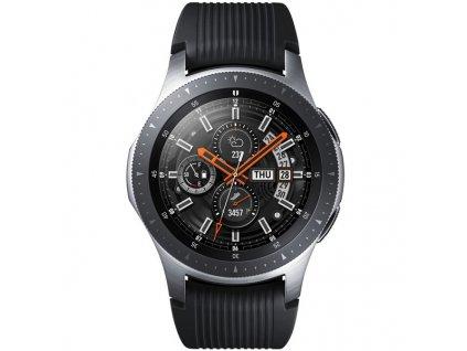 Chytré hodinky Samsung Galaxy Watch 46mm stříbrné  Vráceno - Použito