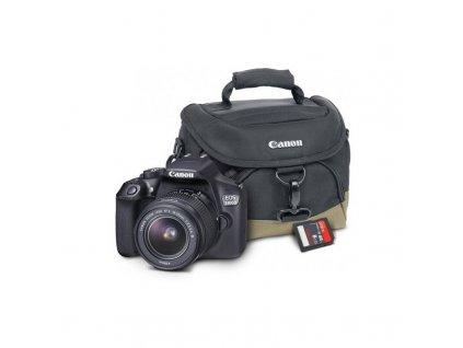 Digitální fotoaparát Canon EOS 250D + 18-55 IS STM černý  Poškozený obal - vystaveno