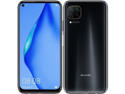 Mobilní telefon Huawei P40 lite (HMS) - Midnight Black  Vráceno ve 14ti denní lhůtě