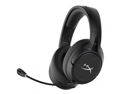 Headset HyperX Cloud Flight S černý  kinhxhscfssgww