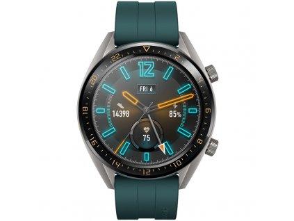 Chytré hodinky Huawei Watch GT Active zelené  Vráceno ve 14ti denní lhůtě