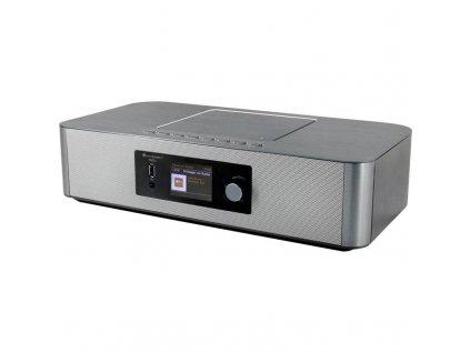 Internetový radiopřijímač Soundmaster HighLine ICD2020 stříbrný  sdricd2020