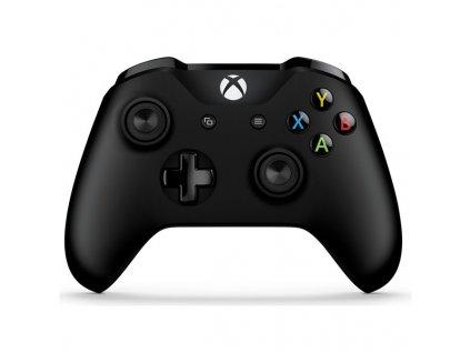 Gamepad Microsoft Xbox One Wireless černý  xbx6cl000002