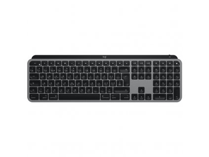 Klávesnice Logitech MX Keys for Mac, US šedá  Vráceno ve 14ti denní lhůtě