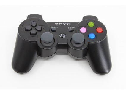 Gamepad FOYU pro PlayStation 3 - bezdrátový