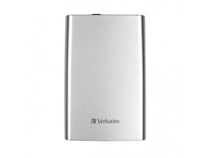 """Externí pevný disk 2,5"""" Verbatim Store 'n' Go 500GB stříbrný  ver53021"""