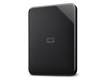 """Externí pevný disk 2,5"""" Western Digital Elements Portable SE 1TB černý (WDBEPK0010BBK-WESN)  Poškozený obal - Vystaveno"""