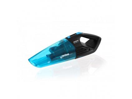 Akumulátorový vysavač Orava VY-224 B modrý  NEPOUZITO - VYSTAVENO - POSKOZENA KRABICE