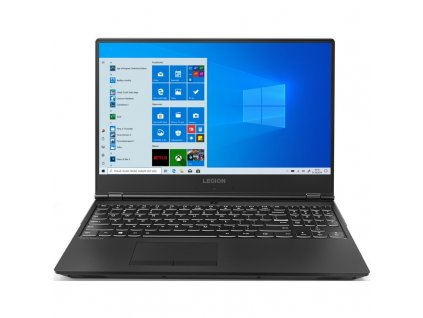 Notebook Lenovo Legion Y7000-15IRH černý (81T0005KCK)  VRACENO VE 14TI DENNI LHUTE - 5H