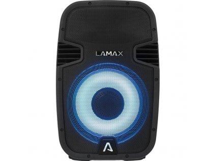Party reproduktor LAMAX PartyBoomBox500 černý  Poškozený obal - vystaveno