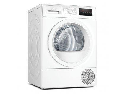 Sušička prádla Bosch Serie | 6 WTR87TW1CS bílá  Nepoužito - pravý bok malá deformace