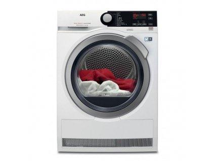 Sušička prádla AEG AbsoluteCare® T8DBE48SC bílá  nepoužito-rozbaleno