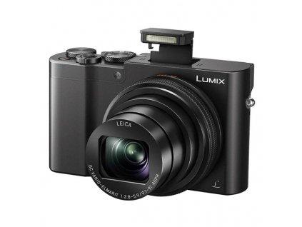 Digitální fotoaparát Panasonic Lumix DMC-TZ100EPK černý  Vráceno ve 14ti denní lhůtě