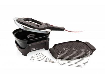 Elektrický pečící hrnec ETA Pečenka MAX 0133 90010  Nepoužito - Poškozená krabice - Kosmetické oděrky na víku