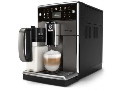Espresso Saeco PicoBaristo Deluxe SM5572/10  nepoužito - vystaveno - poškozená krabice