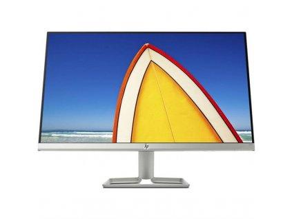Monitor HP 27f černý/stříbrný  Vráceno ve 14ti denní lhůtě