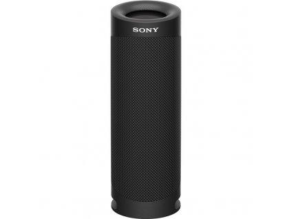 Přenosný reproduktor Sony SRS-XB23 černý  Poškozený obal - Vystaveno