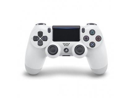 Gamepad Sony Dual Shock 4 pro PS4 v2 - ledově bílý  Vráceno ve 14ti denní lhůtě