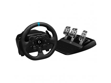 Volant Logitech G923 Racing Wheel and Pedals pro PS5, PS4 a PC  log941000149
