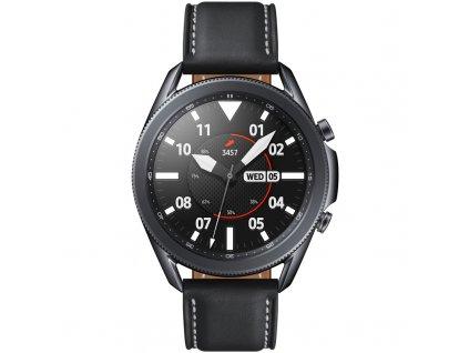 Chytré hodinky Samsung Galaxy Watch3 45mm černé  Vráceno ve 14ti denní lhůtě