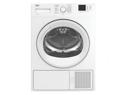Sušička prádla Beko HDF 7412 CSRX bílá  nepoužito-pravá strana malá deformace plechu