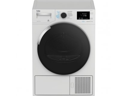 Sušička prádla Beko Premium DH 8544 CSARX bílá  nepoužito-rozbaleno-levá strana malá deformace plechu