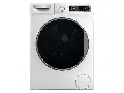 Pračka ETA 355490000 bílá  nepoužito-pravá strana deformace plechu