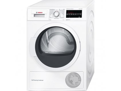 Sušička prádla Bosch WTW87467CS bílá  nepoužito-rozbaleno