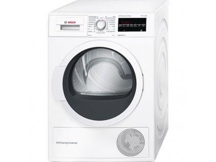 Sušička prádla Bosch WTW87467CS bílá  nepoužito-po bocích malé oděrky laku