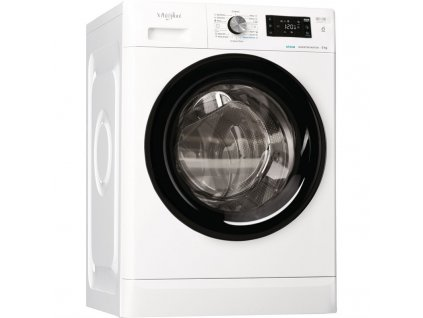Pračka Whirlpool FreshCare+ FFB 8248 BV EE bílá  nepoužito-rozbaleno- černé lekslé dvířka kosmetické oděrky