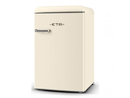 Chladnička ETA Storio 253590040E béžová  nepoužito - na dvířkách promáčklina - horní deska oděrky