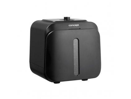 Sušička ovoce Concept SO4000 černá  Nepoužito - Poškozená krabice - Kosmetické oděrky