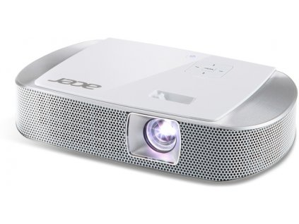 Projektor Acer K137i stříbrný  Vráceno ve 14ti denní lhůtě