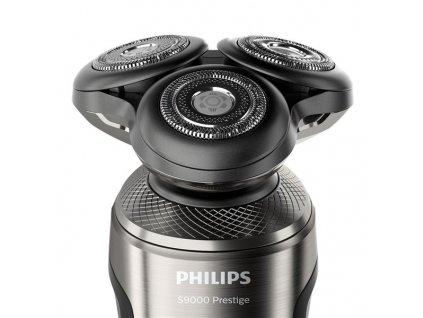 Příslušenství pro holicí strojky Philips Series 9000 SH98/70 šedá  Nepoužito - Rozbaleno - Poškozený obal