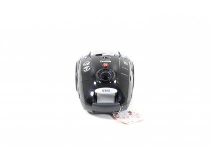 Podlahový vysavač Hoover Telios Extra TX60PET011 modrý/zelený  Nepoužito - Poškozená krabice - Kosmetické oděrky