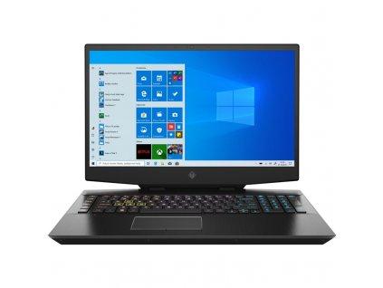 Notebook HP Omen 17-cb1007nc čierny (1X2K9EA#BCM)  Vráceno-oděrky na víku  35hod