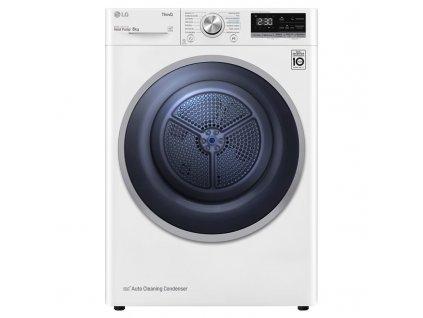Sušička prádla LG RC81V5AV7Q bílá  nepoužito-rozbaleno