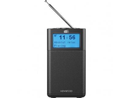 Radiopřijímač s DAB+ KENWOOD CR-M10DAB-B černý  Vráceno ve 14ti denní lhůtě