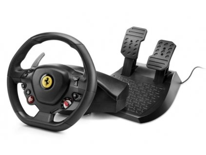 Volant Thrustmaster T80 Ferrari 488 GTB Edition pro PS5, PS4 a PC  Vráceno ve 14ti denní lhůtě - kosmetické oděrky