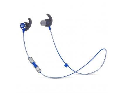 Sluchátka JBL Reflect Mini2 BT modrá  Vráceno ve 14ti denní lhůtě