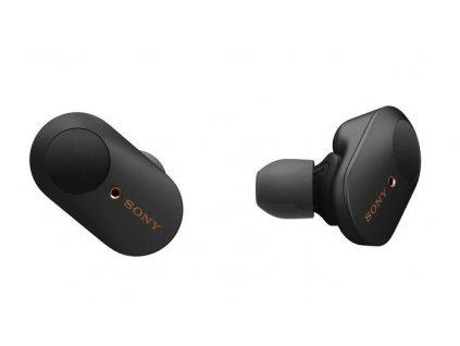 Sluchátka Sony WF-1000XM3 černá  Vráceno ve 14ti denní lhůtě