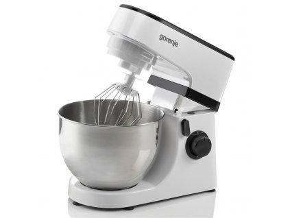Kuchyňský robot Gorenje Black and white MMC700LBW černý/bílý  Nepoužito - Vystaveno - Poškozená krabice